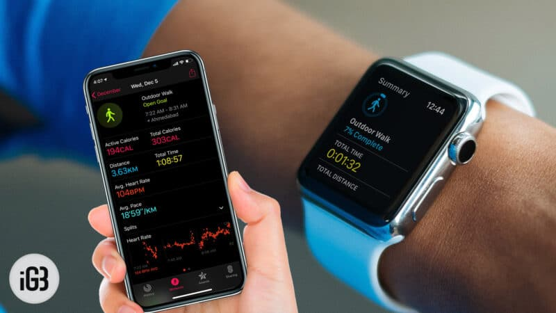 How to Use Workout App on Apple Watch