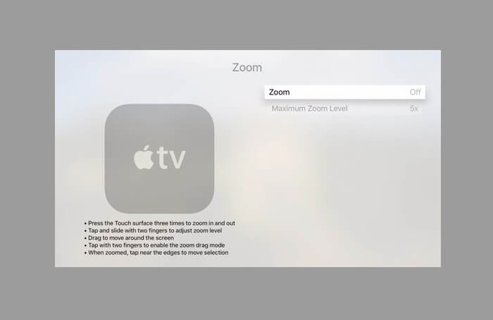 How to Use Zoom on Apple TV