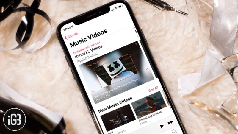 How to Watch Music Videos in Apple Music on iPhone, iPad, Mac, and Apple TV