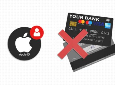 How to create an Apple ID without credit card