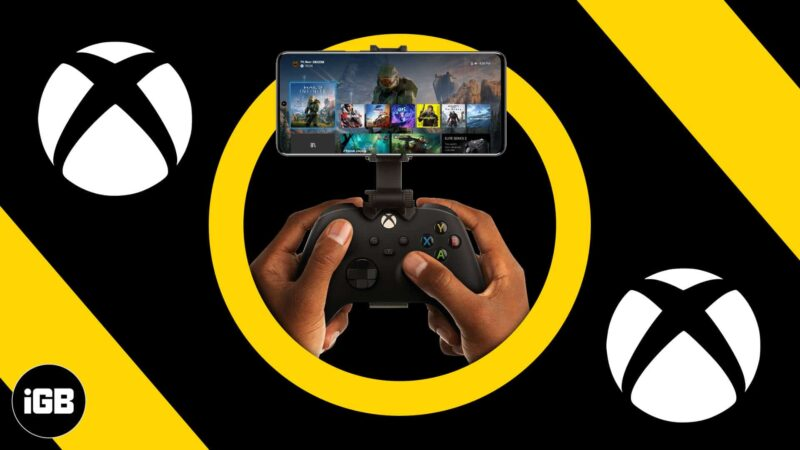 How to play Xbox games on iPhone
