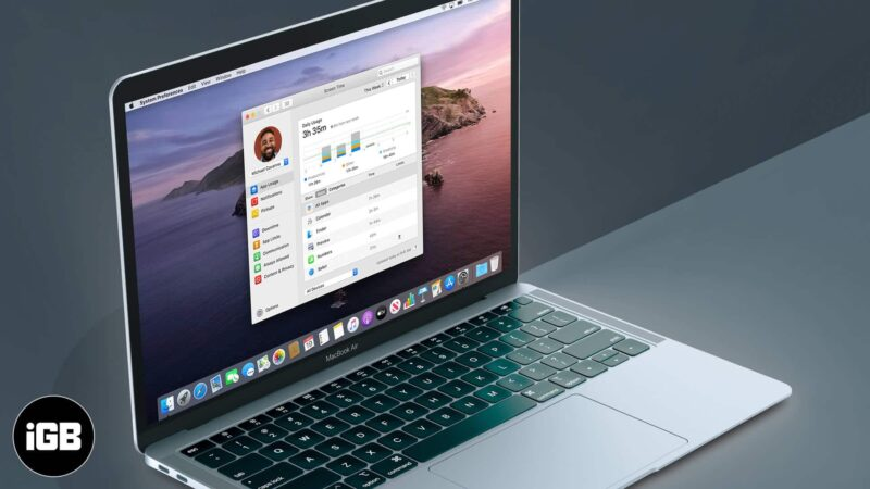 How to screen share on your Mac