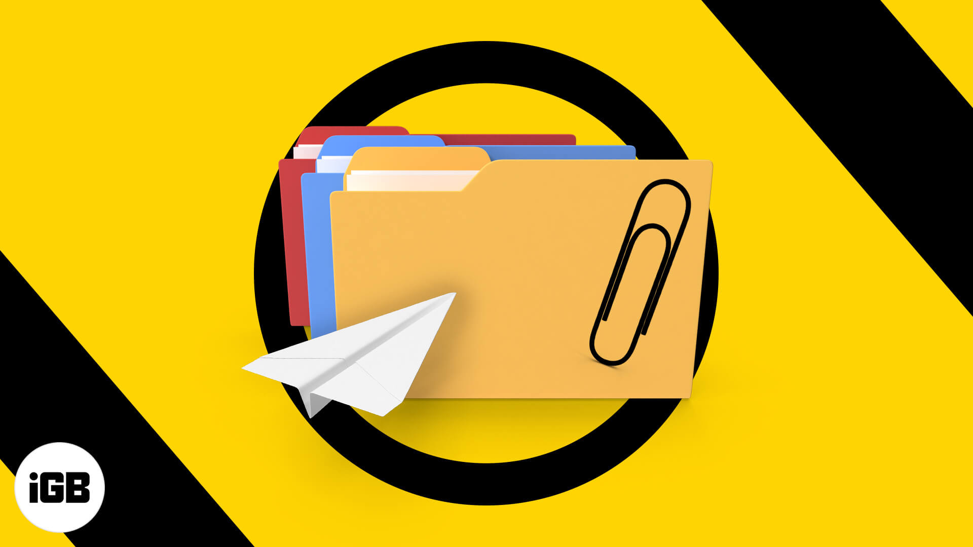 How to send large files via email from iPhone and iPad