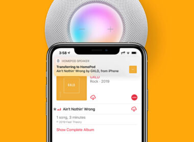How to Use Handoff with HomePod Mini and HomePod