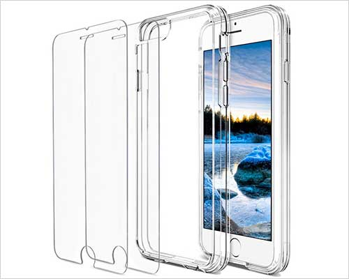 Huffii iPhone 6-6s Clear Case