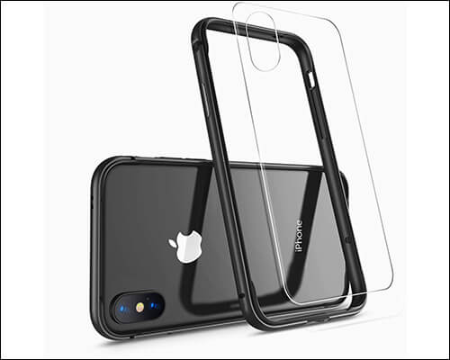 RhinoShield Bumper Case for iPhone Xs