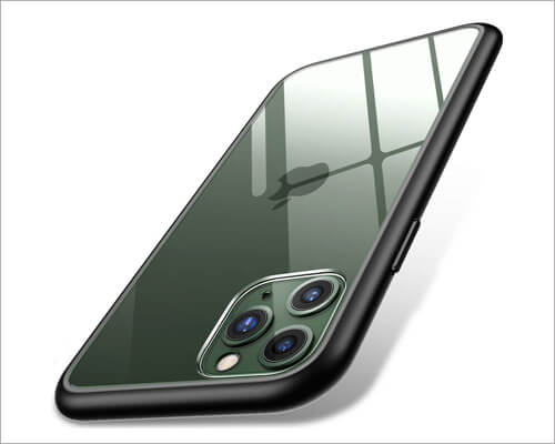 Humixx iPhone 11 Pro Max Military Grade Clear Case