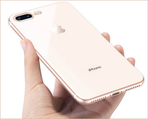 Humixx iPhone 7 Plus and 8 Plus Thin Case