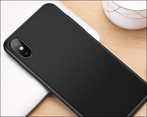 Humixx iPhone Xs Max Slim Case