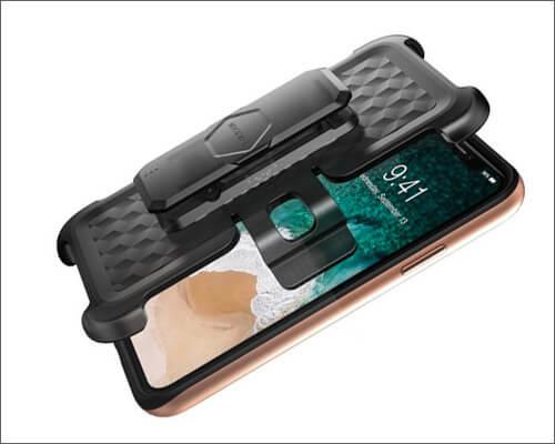 I-Blason iPhone Xs Belt Clip Case