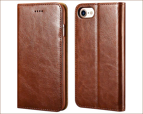 ICARERCASE iPhone 7 Wallet Case