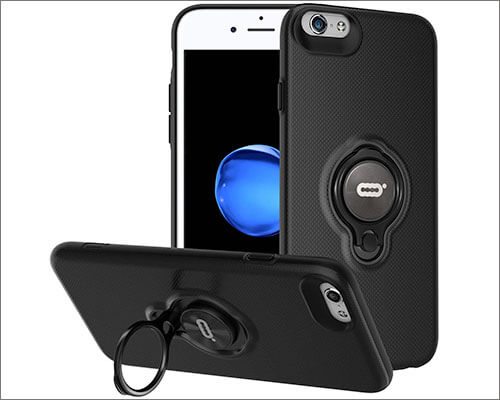 ICONFLANG iPhone 6s Plus Kickstand Case