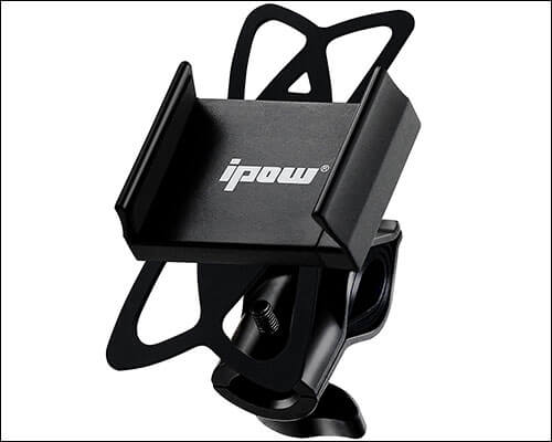 IPOW Bike Mount for iPhone X, 8 Plus and 8