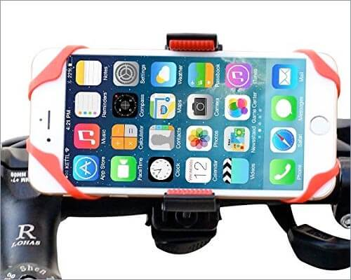 IPOW iPhone SE, 5s, and iPhone 5 Bike Mount