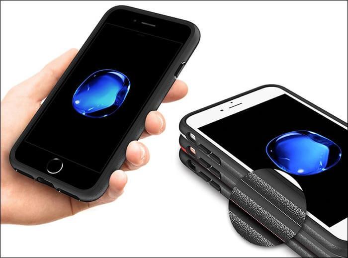 ITG Patchworks iPhone 7 Plus Case Grip