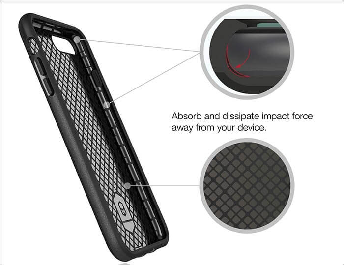 ITG iPhone 7 Plus Military Grade Protection