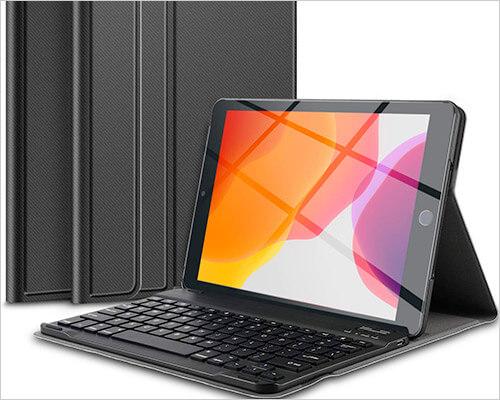 IVSO 10.2-inch iPad Keyboard Case