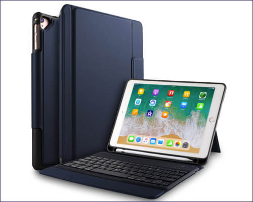 IVSO Case with Keyboard for iPad Mini 5