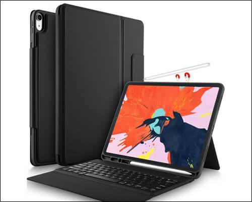 IVSO iPad Pro 12.9 inch Keyboard Case