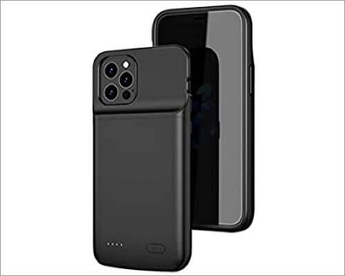 Idealforce battery cases for iPhone 12 Pro Max