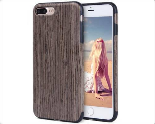 Imikoko Wooden Case for iPhone 7 Plus