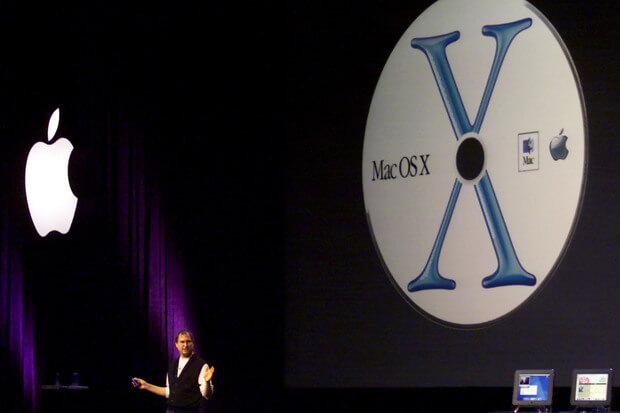In 2001, Apple announced Mac OS X Server & WebObjects 5