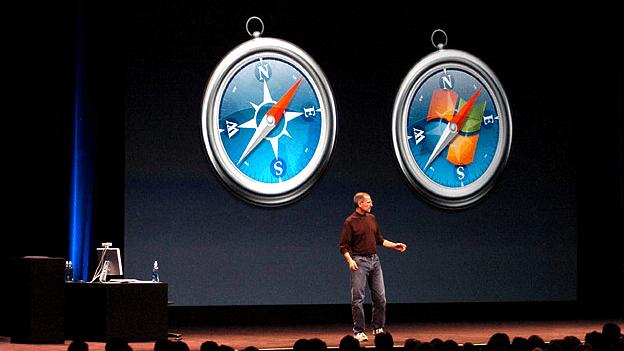 In 2003, the company launched Safari