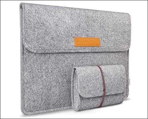 Inateck MacBook Pro 15 inch Sleeve