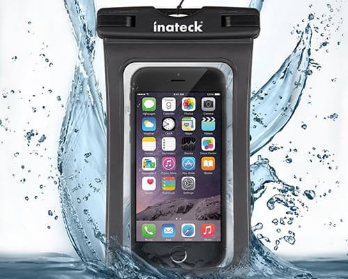 Inateck Waterproof Cases for iPhone 6-6s