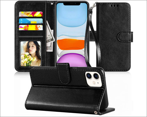 Innge Kickstand Case for iPhone 11