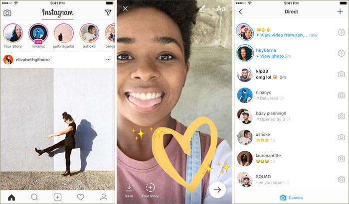 Instagram iPhone App Screenshot