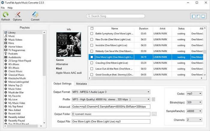 Install TuneFab Apple Music Converter