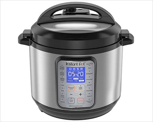 Instant Pot Multi-use Programmable Pressure Cooker