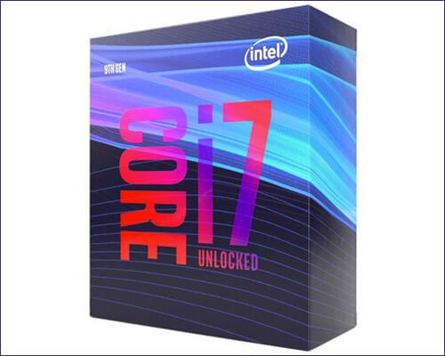 Intel Core i7 CPU for Gaming