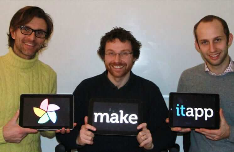 Interview with Federico Soncini Sessa of MakeItApp