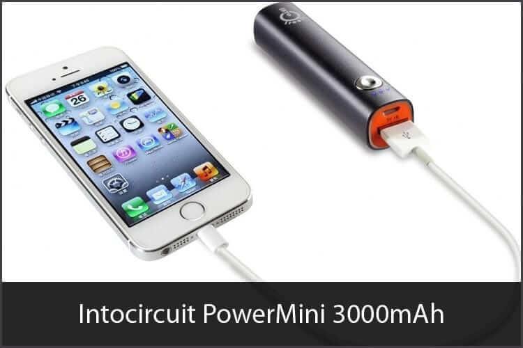 Intocircuit PowerMini 3000mAh