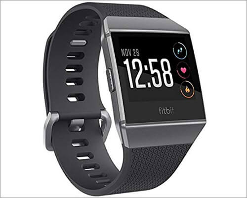 Ionic Smartwatch Compatible with iPhone from Fitbit