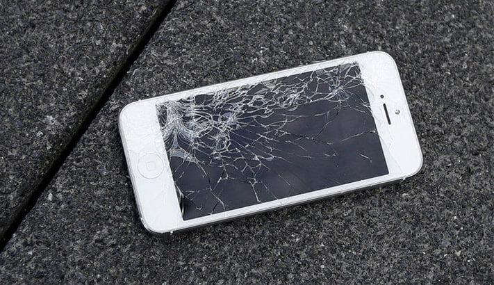 Irreparable iPhone