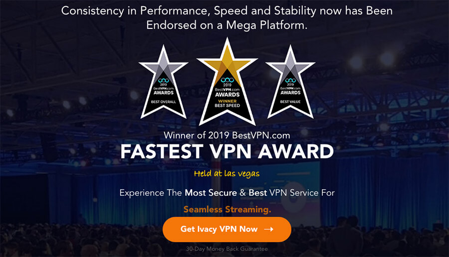 Ivacy VPN fro Mac