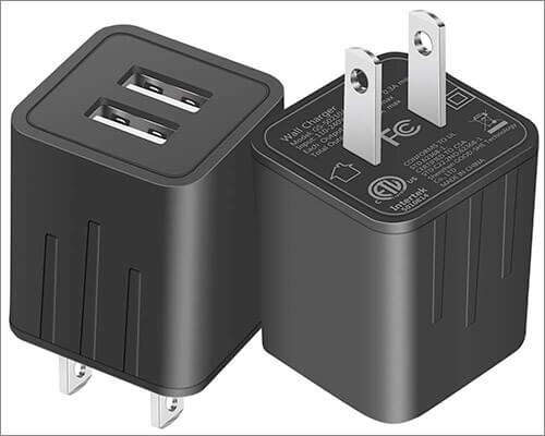 JAHMAI iPhone Wall Charger