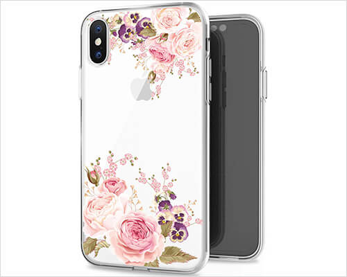 JAHOLAN Designer Case for iPhone Xs