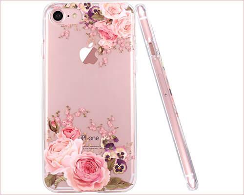 JAHOLAN iPhone 6-6s Clear Case