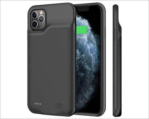 JERSS Battery Case for iPhone 11 Pro
