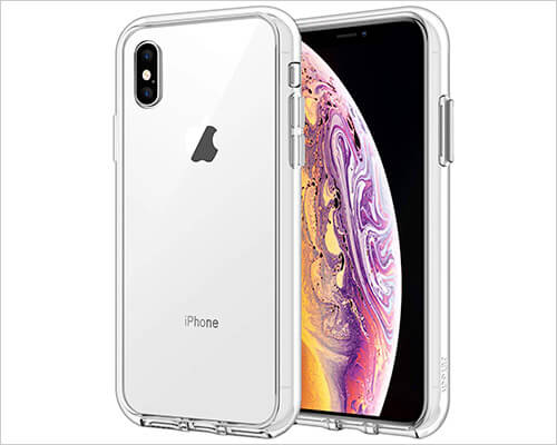 JETech Bumper Case for iPhone Xs