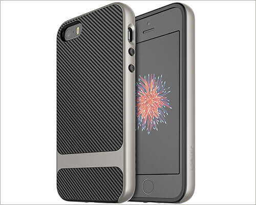 JETech Case for iPhone SE, 5s, and 5
