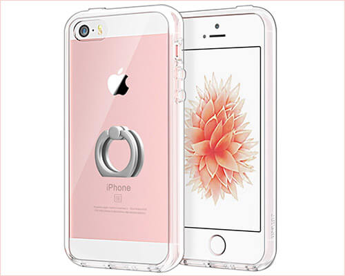 JETech Kickstand Case for iPhone SE