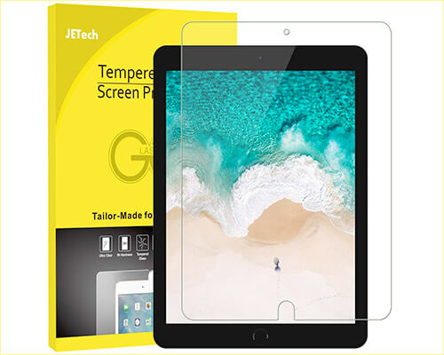 JETech Screen Protector for iPad Air 3 10.5 Inch 2019 Model