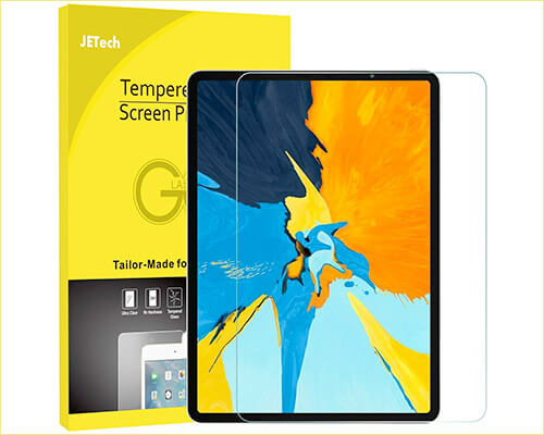 JETech Tempered Glass Screen Protector for iPad Pro 11-inch