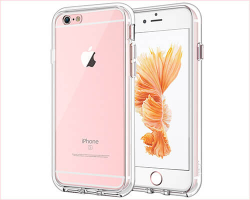 JETech iPhone 6-6s Clear Case