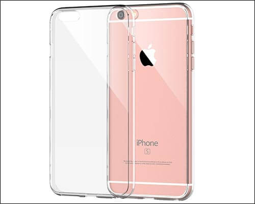JETech iPhone 6 Plus Transparent Case